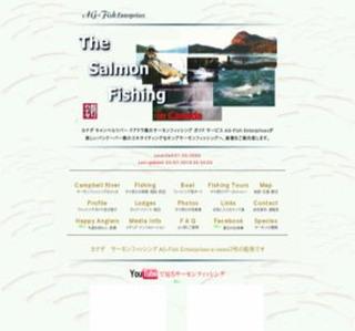 The Salmon Fishing in Canada