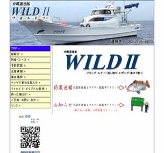 『沖縄テンヤ船 WILD�U』他ジギング・ルアー.etc